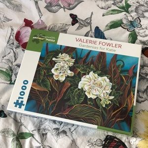 Other - Sealed brand new Gardenias puzzle. 1000 pieces